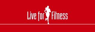 Live for FitnessWebsite