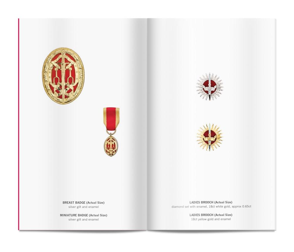 SW Fine Jewellery Catalogue