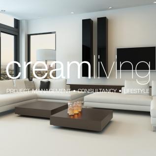 CreamLiving Website