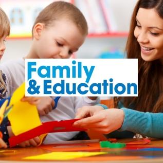 Family & EducationWebsite
