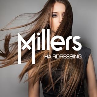 Millers Hairdressing Website